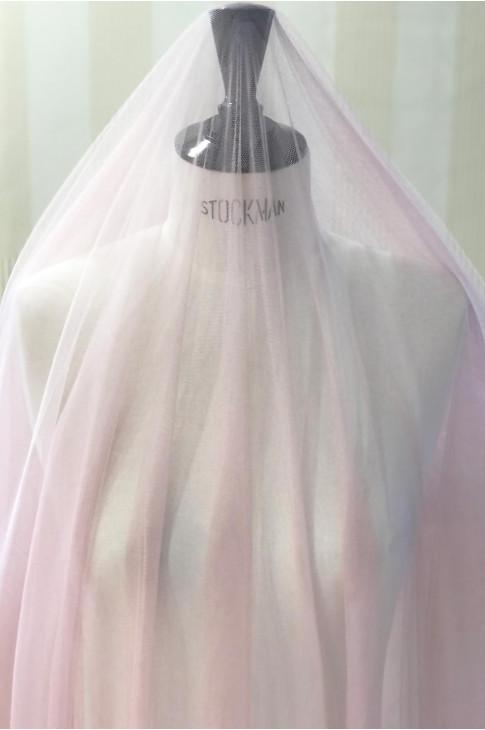 Pink Color veil
